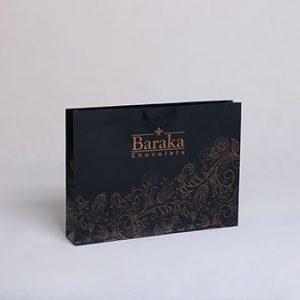 شاپینگ بگ شکلات باراکا