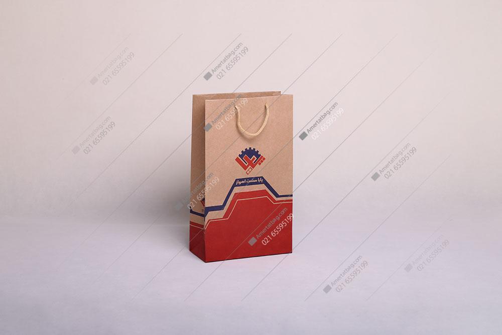 پاکت کرافت | پاکت کاغذی | ساک دستی کرافت