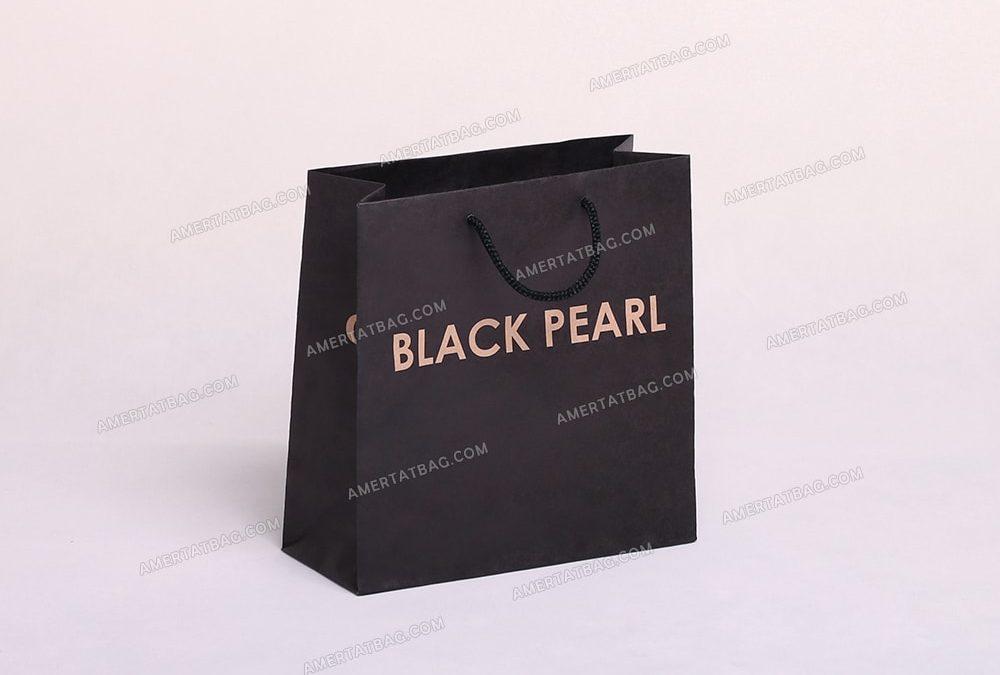 ساک خرید | ساک دستی کاغذی کرافت پوشاک و بوتیک