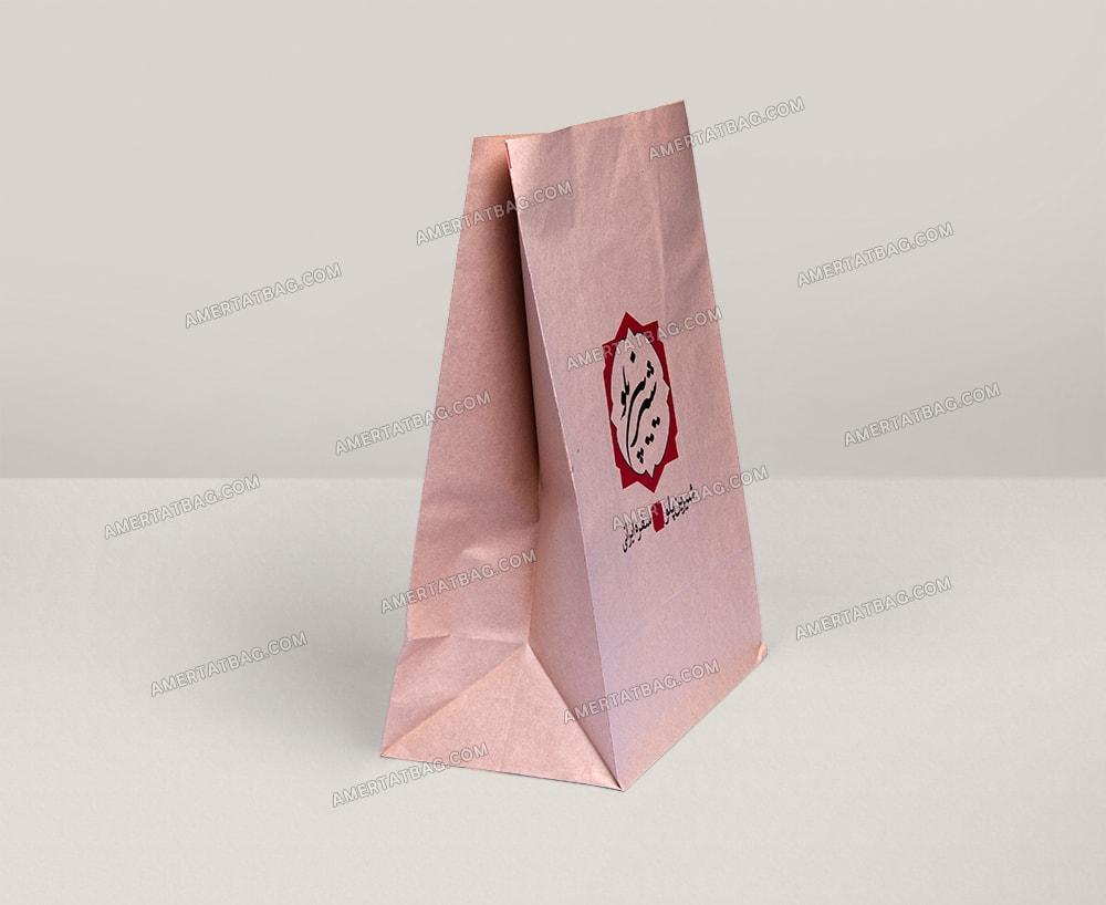 پاکت بیرون بر رستوران پاکت آجیل خشکبار
