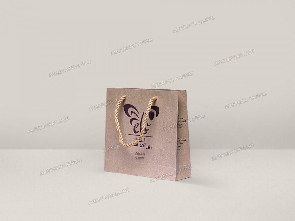 ساک دستی جواهری ساک زیور آلات طلا فروشی